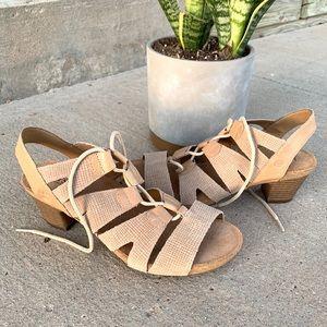 Josef Siebel Ruth Lace Up Sandals